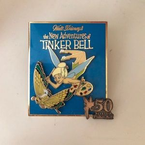 Tinker Bell Anniversary Pin